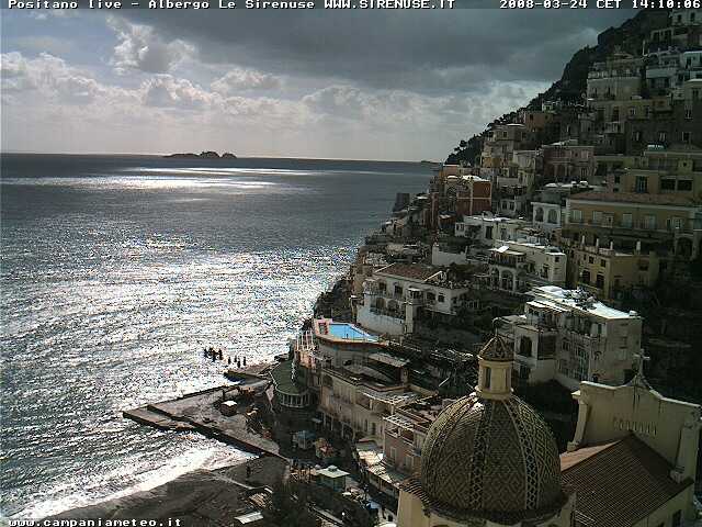 Positano  webcam photo 5