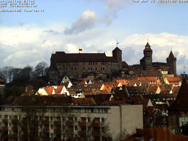 Nuremberg webcam photo 5