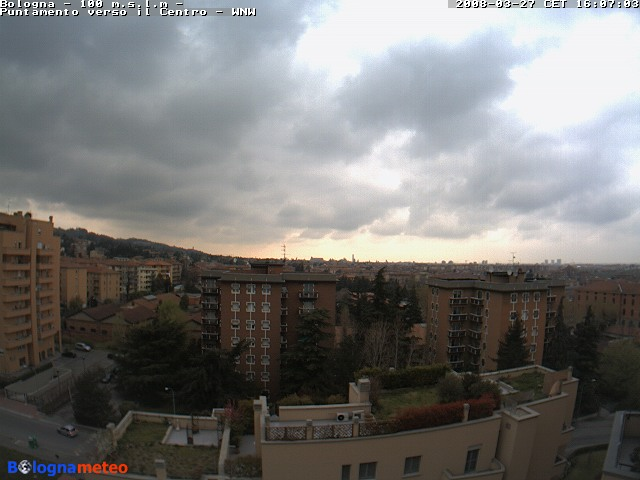 Bologna webcam photo 6