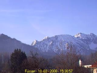 Füssen Webcam photo 2