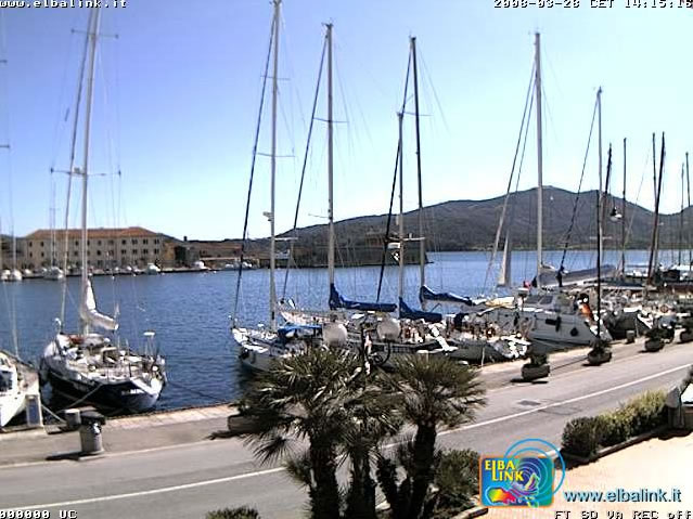 Calata Mazzini webcam photo 6