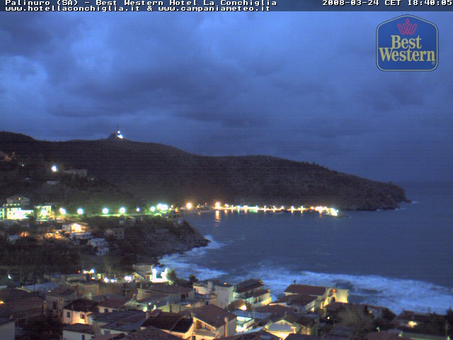 Cilento webcam photo 1
