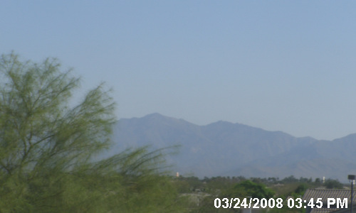 Estrellas mountains photo 2