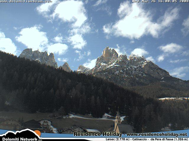 Catinaccio webcam photo 2