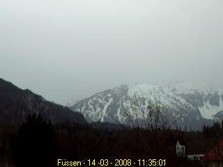 Füssen Webcam photo 3