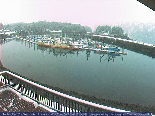 Seldovia webcam 1 photo 1
