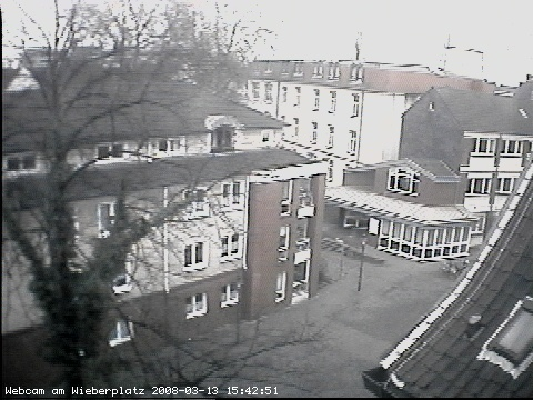 Wieberplatz webcam photo 2