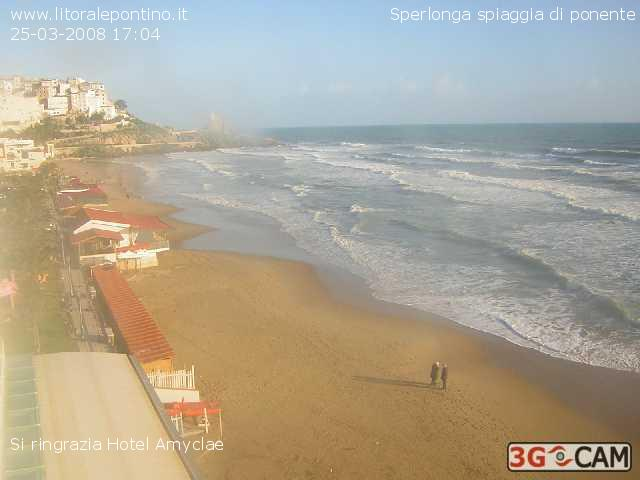 Sperlonga webcam photo 5