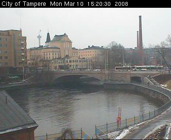 Tammerkoski river photo 4