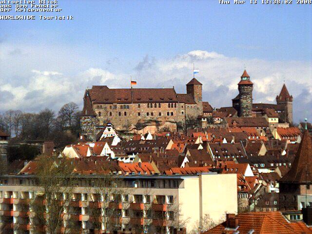 Nuremberg webcam photo 4
