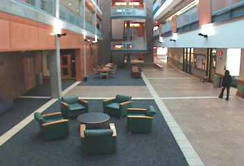 Featheringill Hall Atrium WebCam photo 4