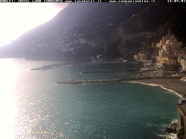 Amalfi Live webcam photo 5