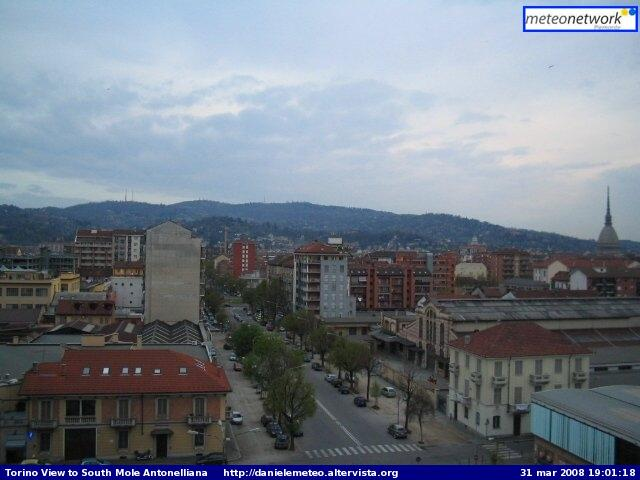 Torino city webcam photo 3