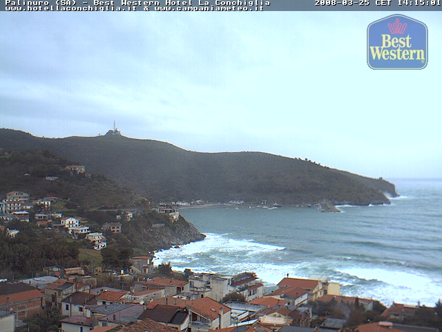 Cilento webcam photo 3