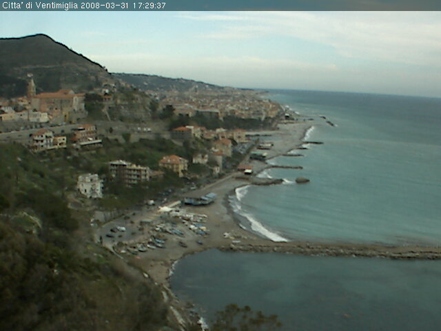 Webcam Ventimiglia photo 1