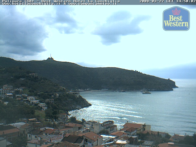 Cilento webcam photo 5