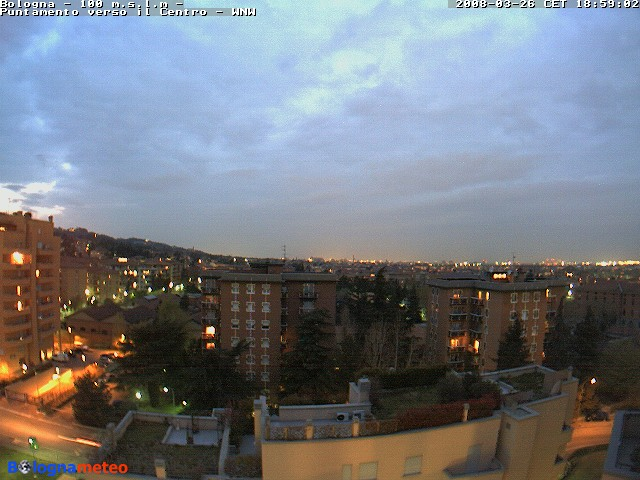 Bologna webcam photo 5