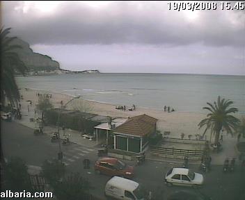 Mondello webcam photo 1