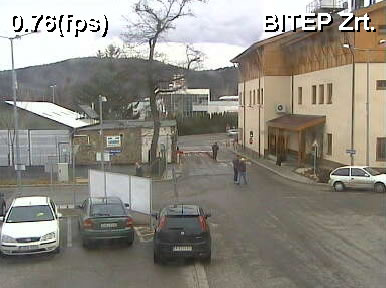 Aszfalt Porta webcam photo 1