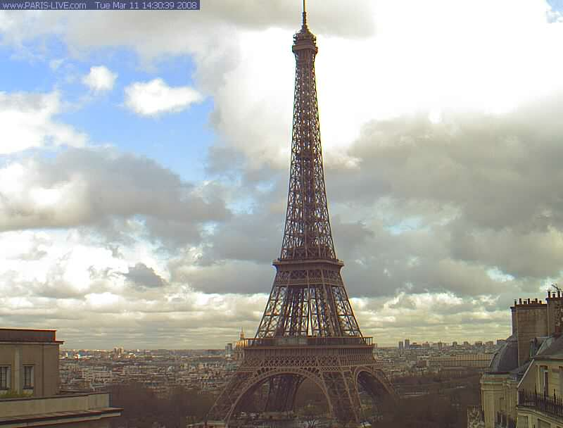 Eiffel tower photo 6