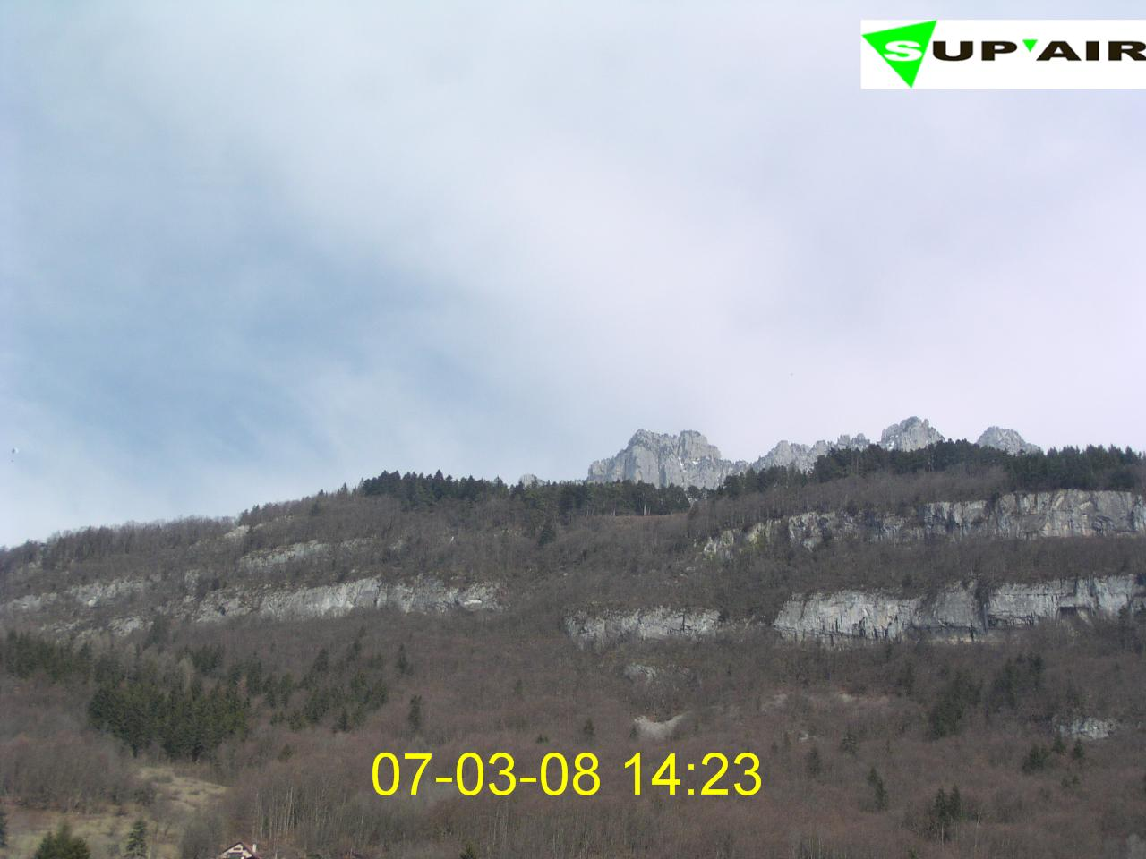 Supair parapente webcam photo 2