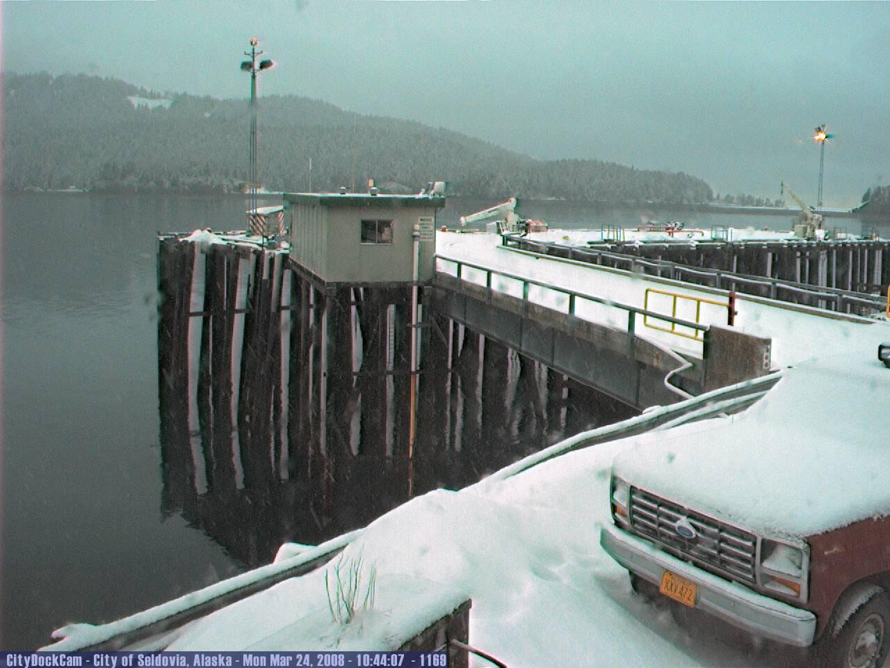Seldovia City Dock Cam photo 1