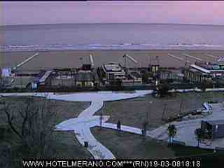 Rimini webcam photo 3