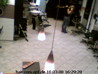 Hair concept webcam photo 3