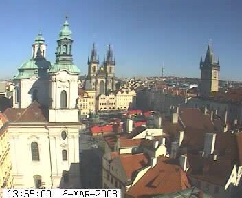 Prague Live Camera photo 2