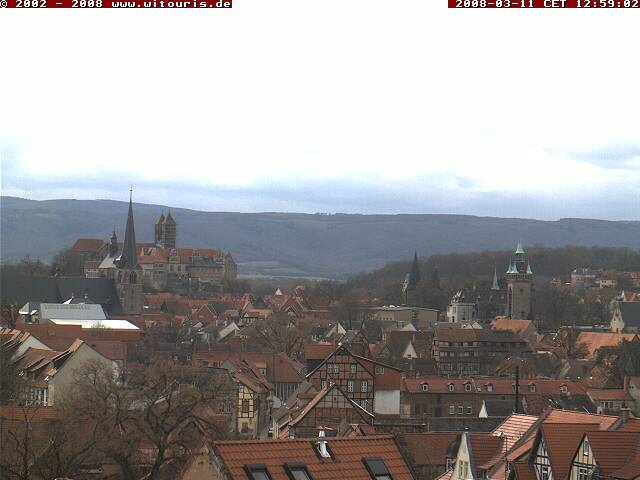 Quedlinburg webcam photo 6