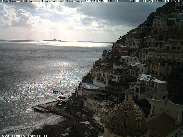 Positano  webcam photo 4