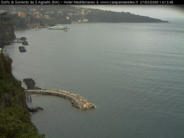 Sorrento webcam photo 5