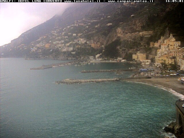 Amalfi Live webcam photo 1