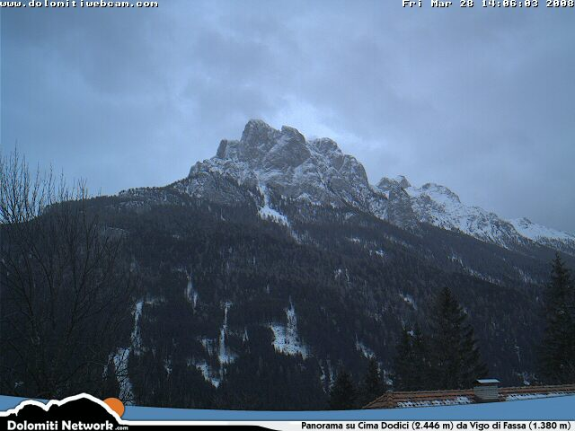 Cima Dodici webcam photo 6