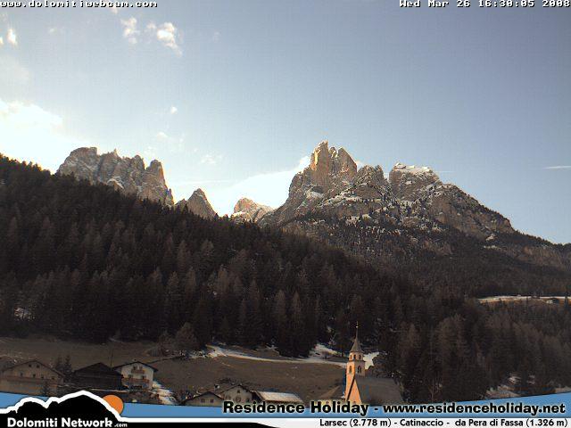 Catinaccio webcam photo 3