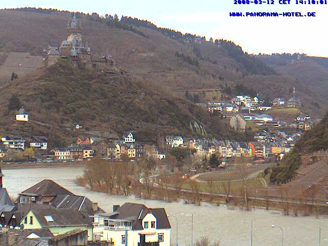 Reichsburg webcam photo 4