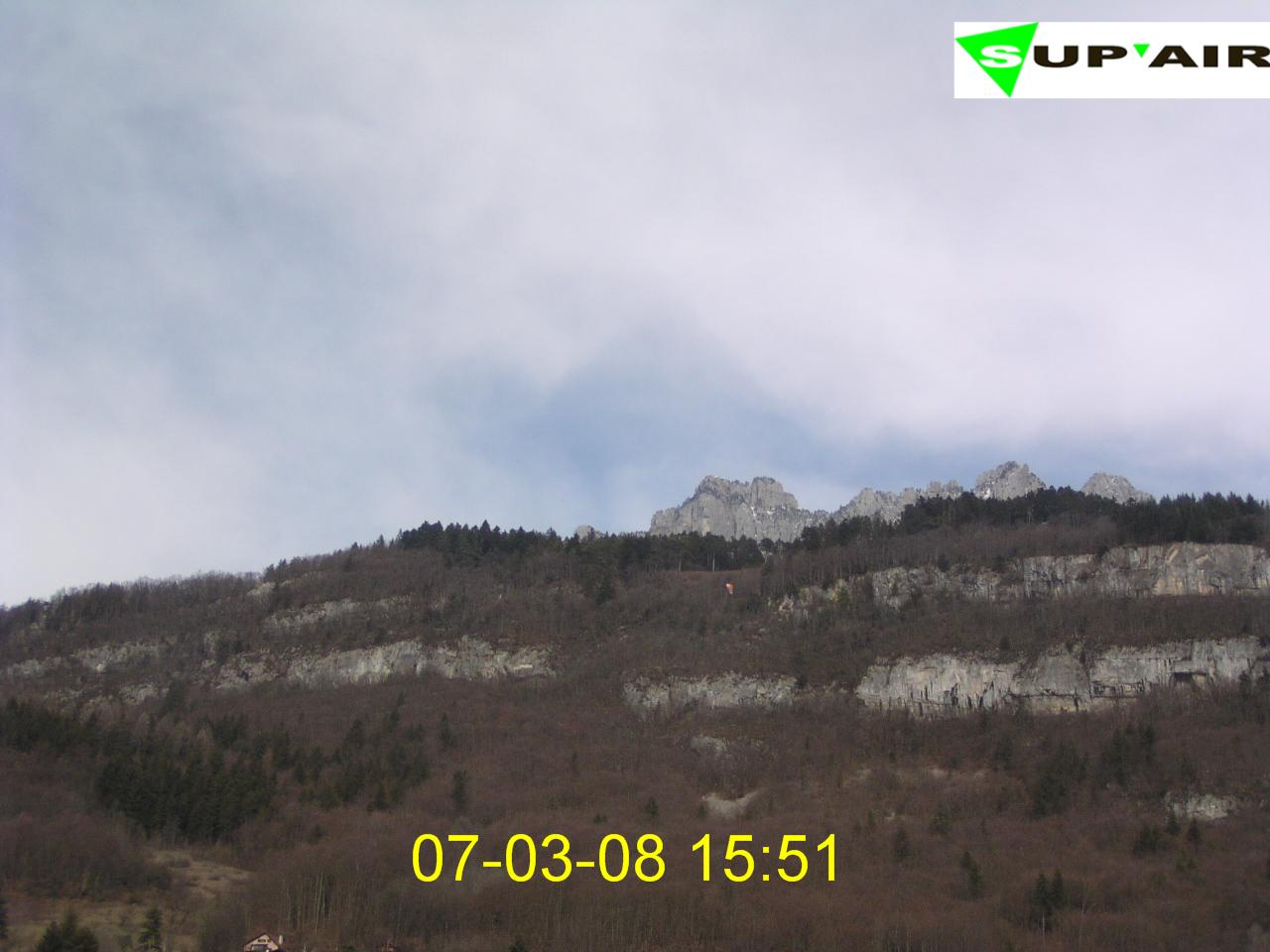 Supair parapente webcam photo 1