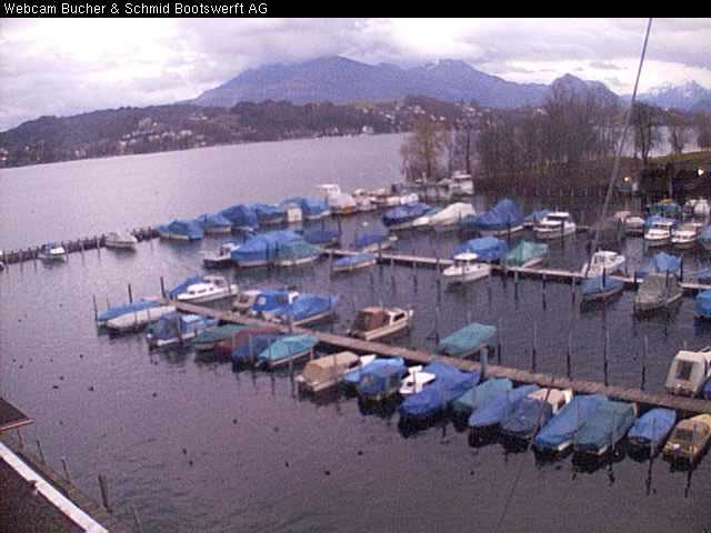 Lake of Lucern cam photo 2