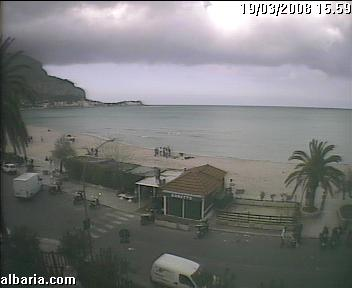 Mondello webcam photo 2