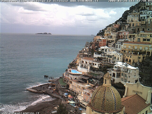 Positano  webcam photo 6