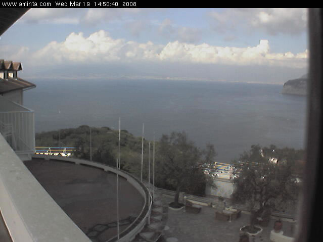 Vesuvius Cam photo 4
