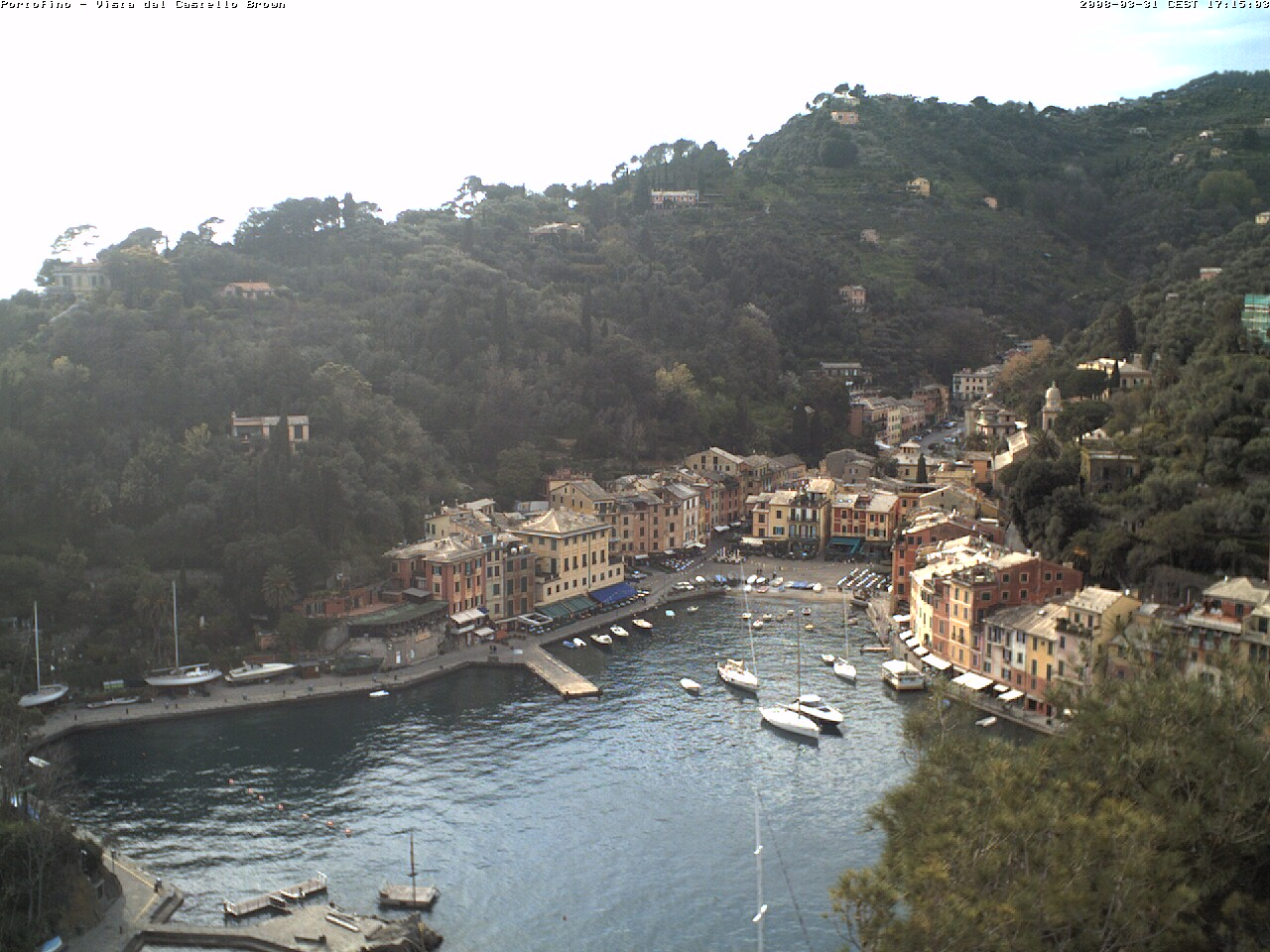 Webcam Portofino photo 1