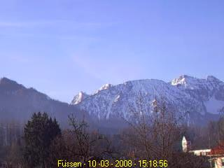 Füssen Webcam photo 1