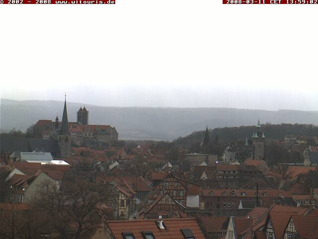 Quedlinburg webcam photo 5