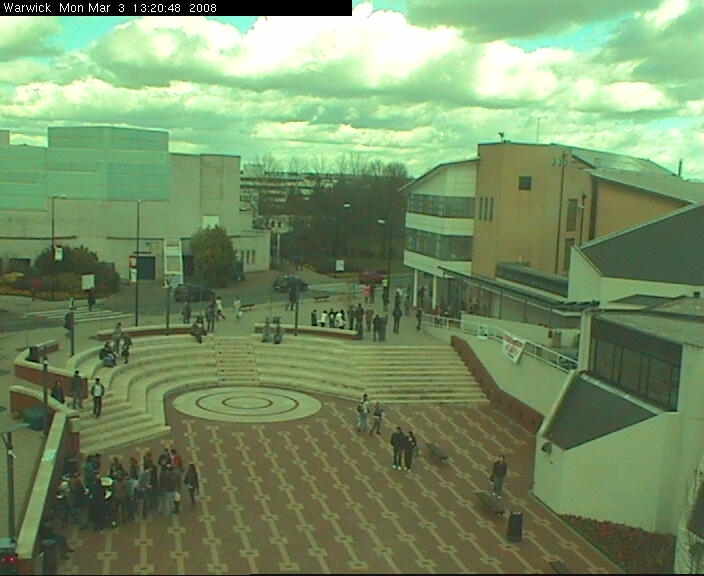 Warwick University Piazza photo 4