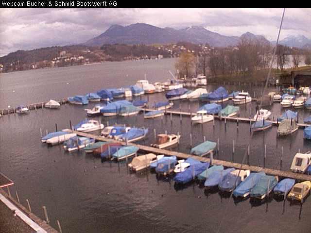 Lake of Lucern cam photo 1
