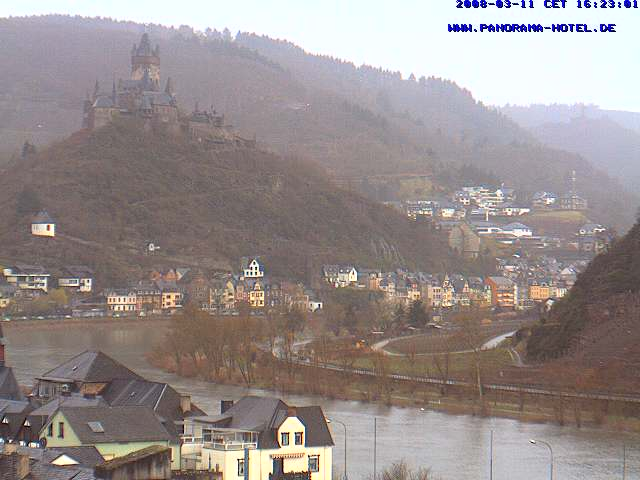 Reichsburg webcam photo 1