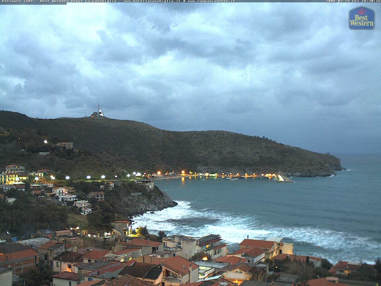 Cilento webcam photo 2