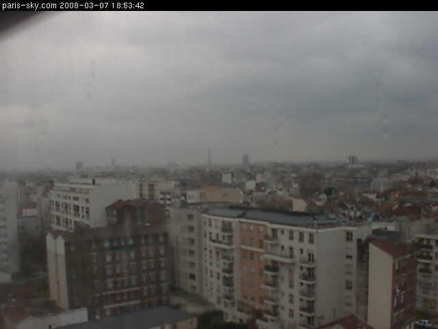 Paris Webcam Live View photo 1