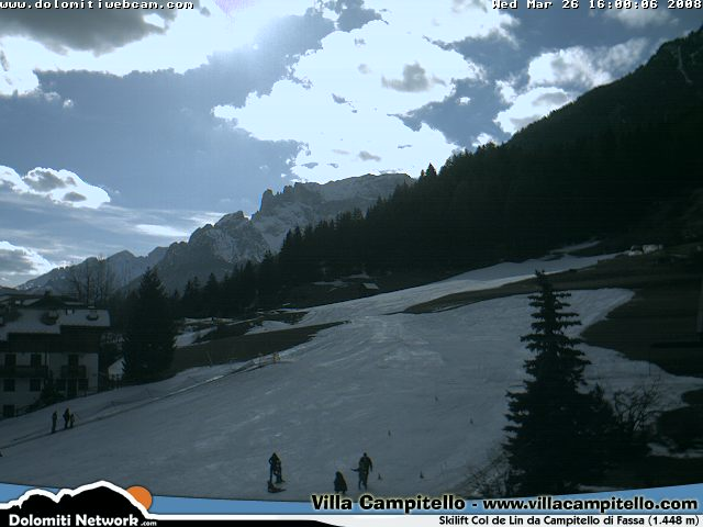 Col del Lin webcam photo 3